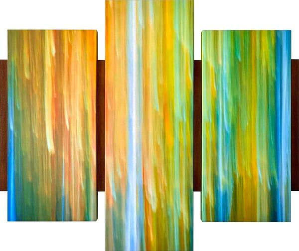 Autumn – Triptych
