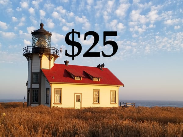 $25 Gift Card | Photoissimo - Fine Art Photography