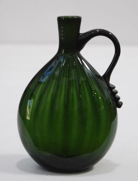 Flask | Ed Pennebaker, Red Fern Glass