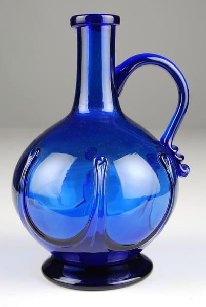 Jug | Ed Pennebaker, Red Fern Glass