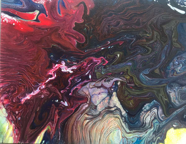 Dream Sequence  Art | Abstraction Gallery by Brenden