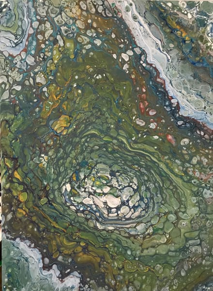Organic Effervescence  Art | Abstraction Gallery by Brenden