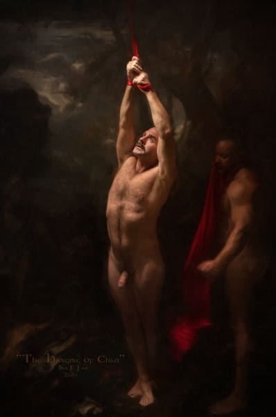 The Hanging Of Chad, Open Edition,  Image by Ben Fink, Archival art prints,