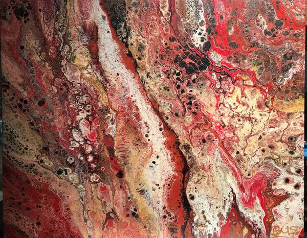 Red Planet Art | Abstraction Gallery by Brenden