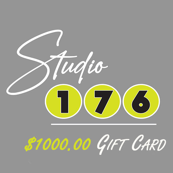$1000 Gift Card   studio176