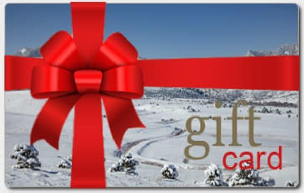 Gift Card $200   Koral Martin Fine Art Photography
