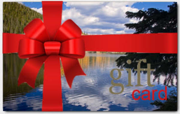 Gift Card $100   Koral Martin Fine Art Photography