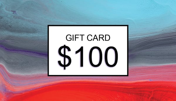 $100 Gift Card | Cesar Rodrigues fine art