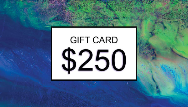 $250 Gift Card | Cesar Rodrigues fine art