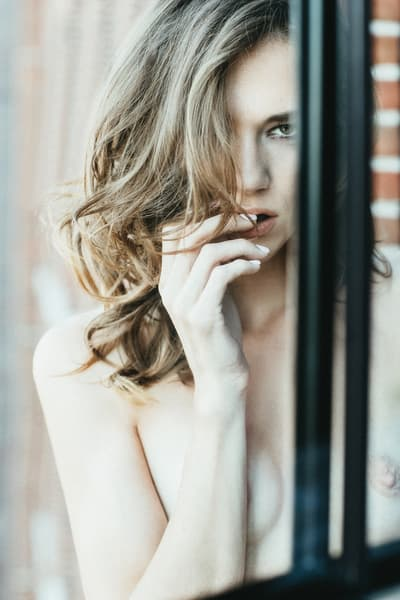 When I'm Nervous, I Bite Photography Art | LenaDi Photography LLC