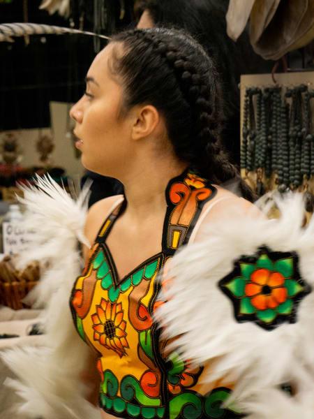 Aztec Dancer 5 Photography Art | Ron Olcott Photography