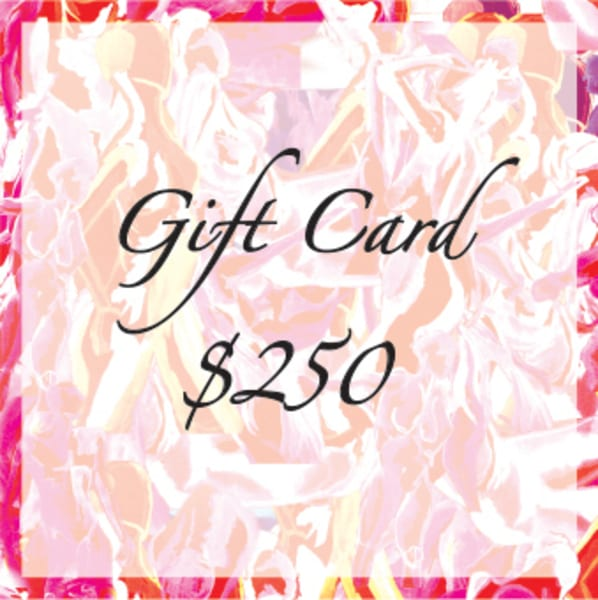 $250 Gift Card | Susan Searway Art & Design