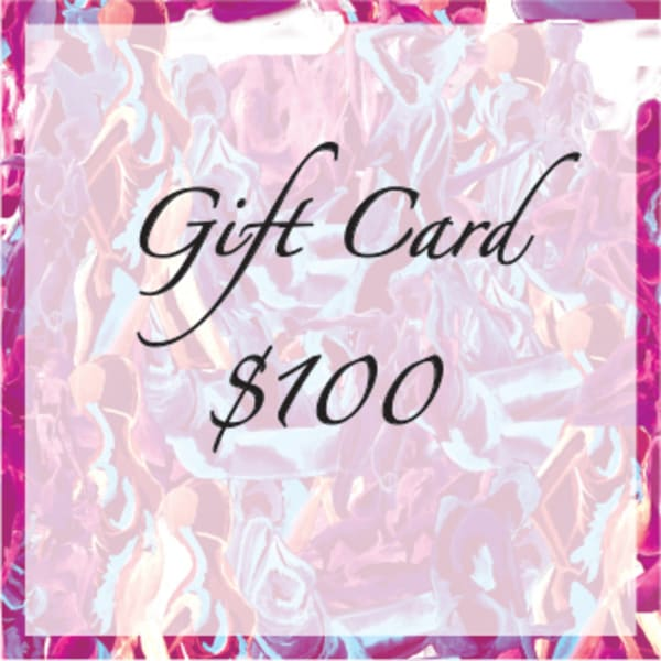 $100 Gift Card | Susan Searway Art & Design