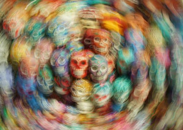 Skulls Art   Danny Johananoff