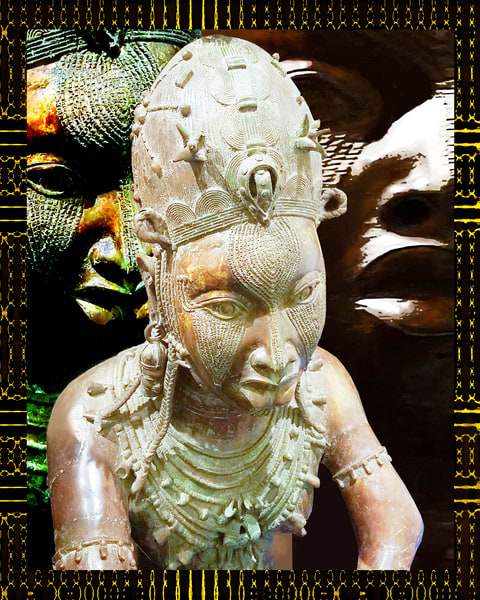 Bronze Africa