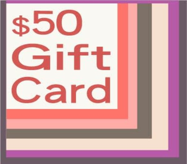$50 Gift Card | Artofandrewdaniel
