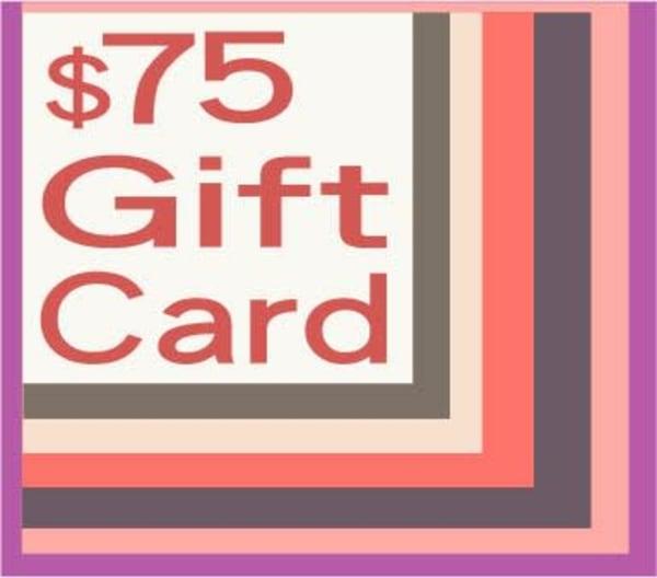 $75 Gift Card | Artofandrewdaniel