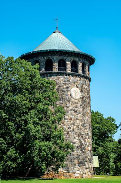 Rockford Tower Lookout Art   Brandon Hirt Photo