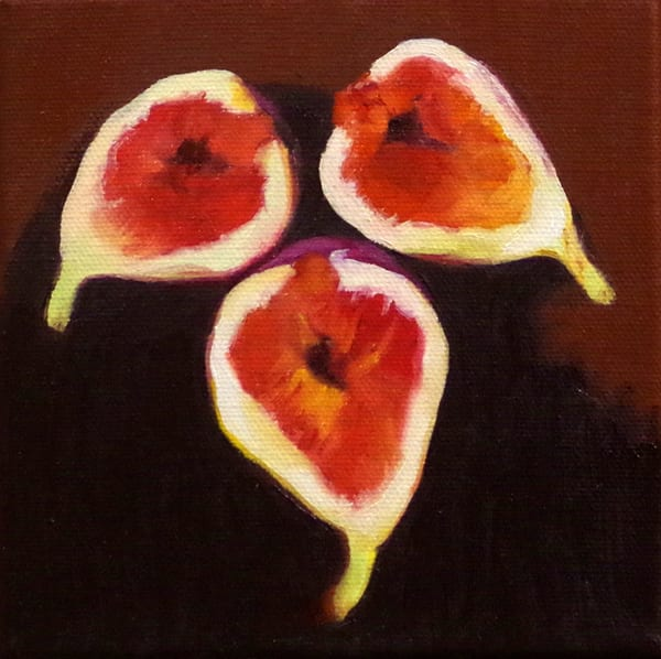 Fig Trinity Art | Helen Vaughn Fine Art