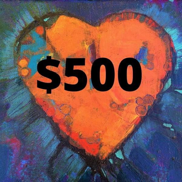 $500 Gift Card | PoroyArt