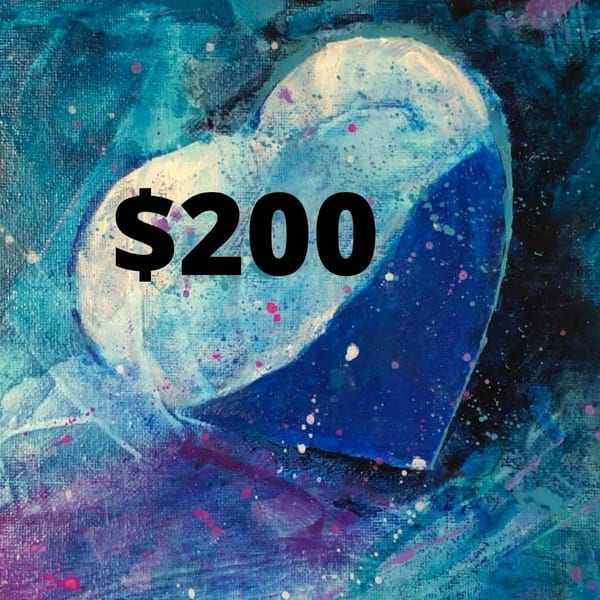 $200 Gift Card | PoroyArt