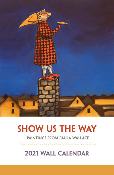 Show Us The Way Art | Studio 100 Productions - Paula Wallace Fine Art and Illustration