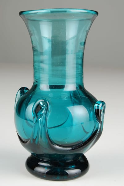 Lily Pad Vase | Ed Pennebaker, Red Fern Glass