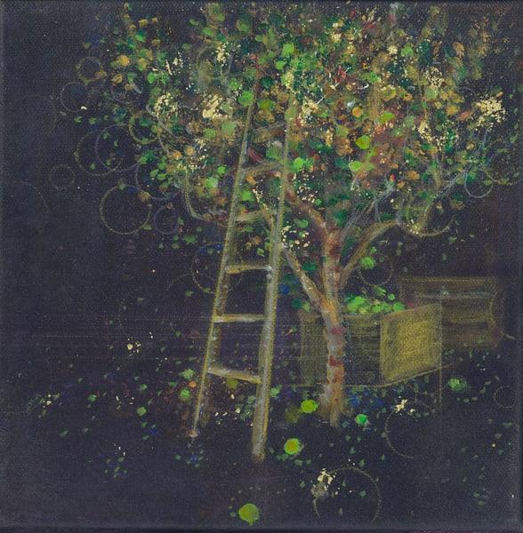 Gideon's Ladder (Study) Art | Freiman Stoltzfus Gallery