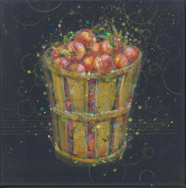 Ecstasy Of The Peaches Art | Freiman Stoltzfus Gallery