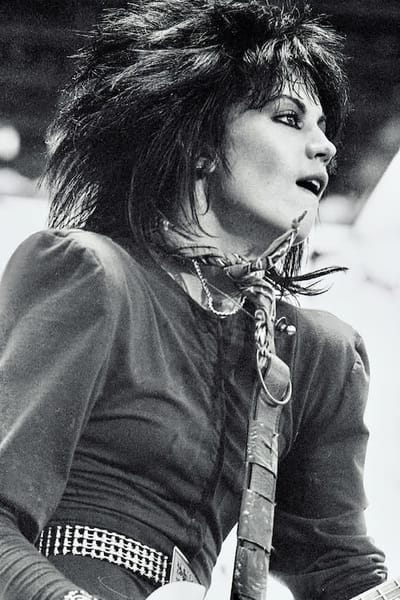 Joan Jett of Joan Jett & the Blackhearts