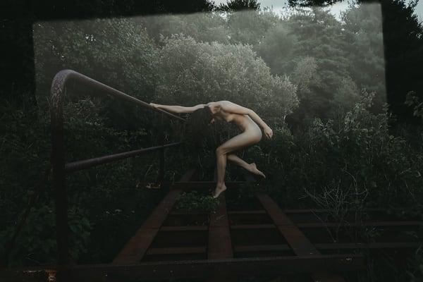 Kyoto Running To Stand Still Photography Art | LenaDi Photography LLC