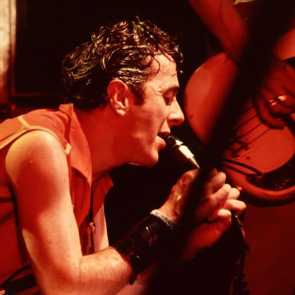 Joe Strummer of The Clash