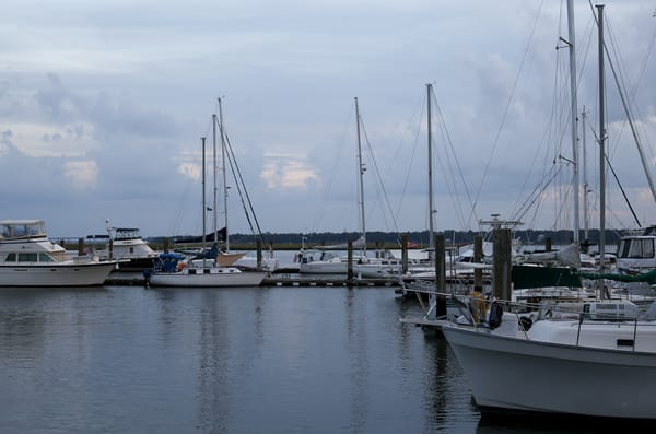 Bay Street Marina Photography Art   The Scattered Artist