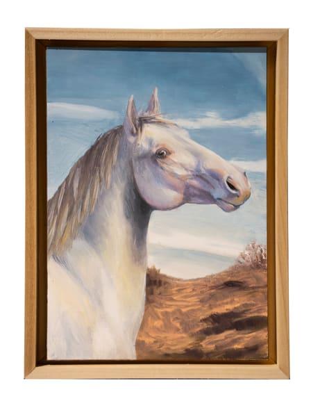 White Horse Art | Kym Day Studio