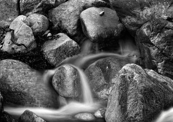 Elemental Interplay Photography Art | Ed Sancious - Stillness In Change