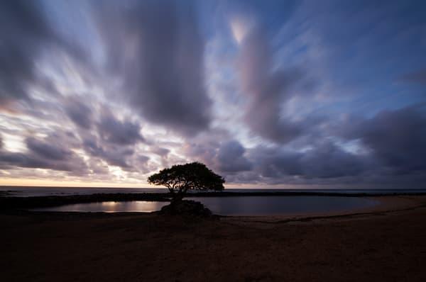 Morning Blues Photography Art | Ed Sancious - Stillness In Change