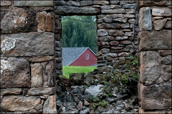 House Within A Home Photography Art | Ed Sancious - Stillness In Change