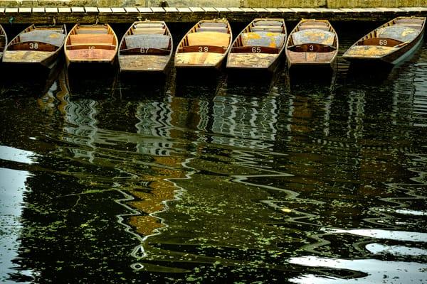 Cherwell Boat House Punts