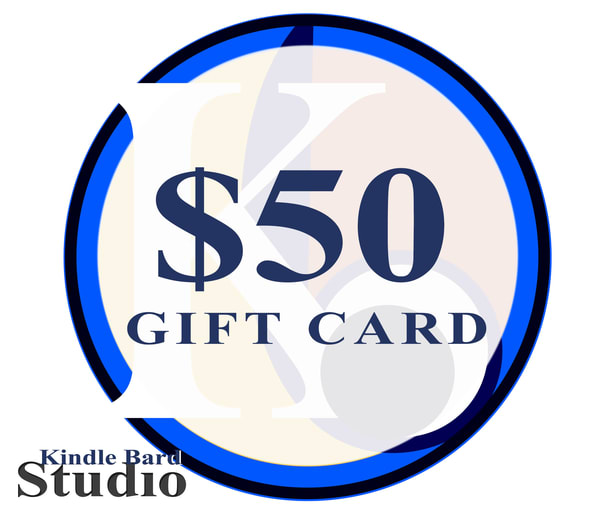 $50 Gift Card | Kindle Bard Studio