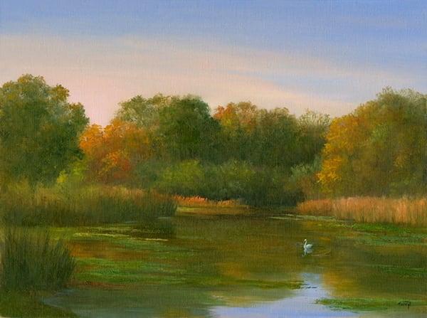 *Baxter Mill Pond Art | Tarryl Fine Art