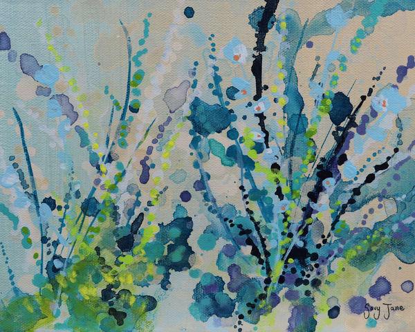 Spring Tide Iii Art   Savy Jane Studios