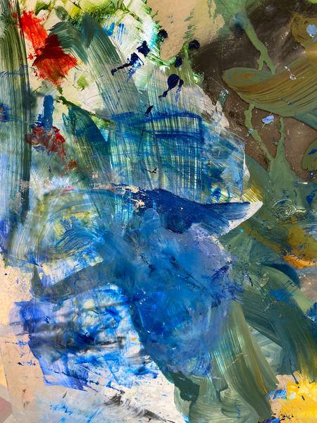 Bird In Bush Art | Peter Anderson Studio
