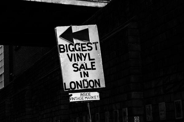 I Love Vinyl Photography Art | LenaDi Photography LLC