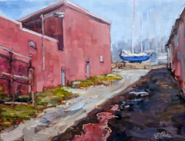 Pink Puddles Art | Mid-AtlanticArtists.com