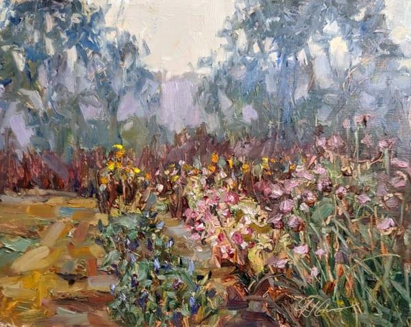 Falls Last Bloom Art | Mid-AtlanticArtists.com