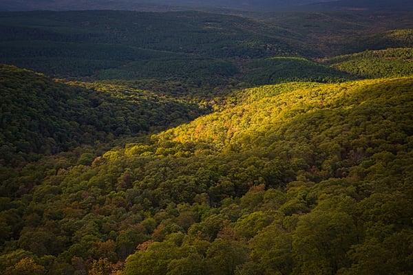 Mount Magazine State Park near Paris, AR