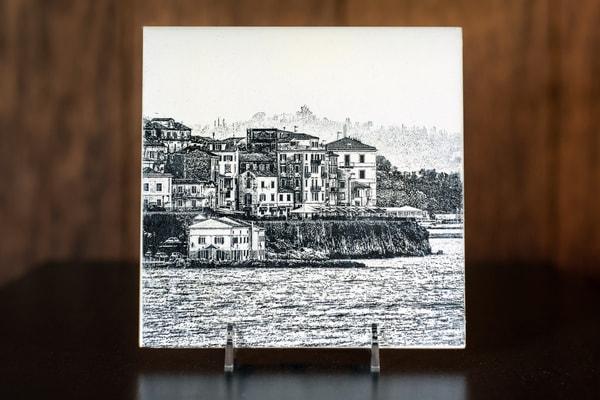 Greek Harbor Photography Art | Kukucka Photography