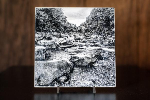 New England Stream Photography Art | Kukucka Photography