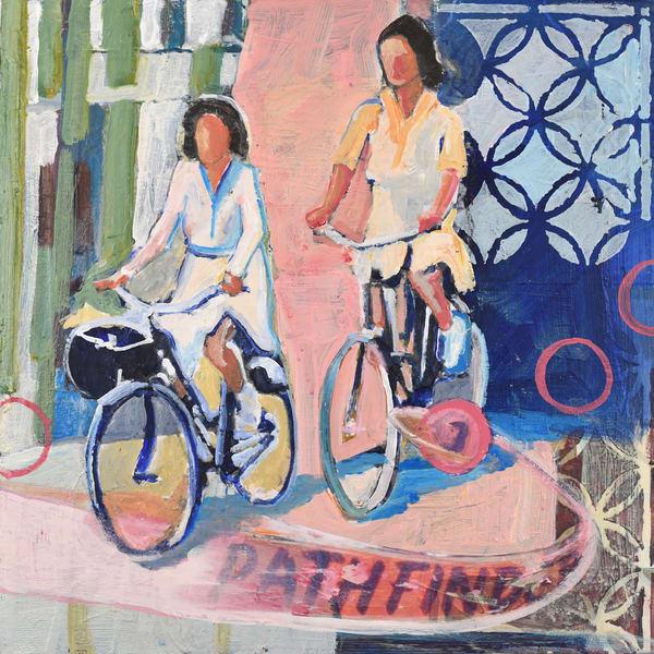 Riding With Purpose Art | memoryartgirl