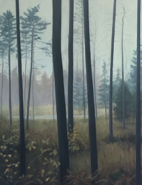 Blue Fog Art | Lidfors Art Studio
